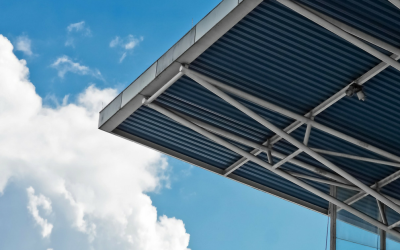 Benefits of Metal Roofing For Commercial Buildings