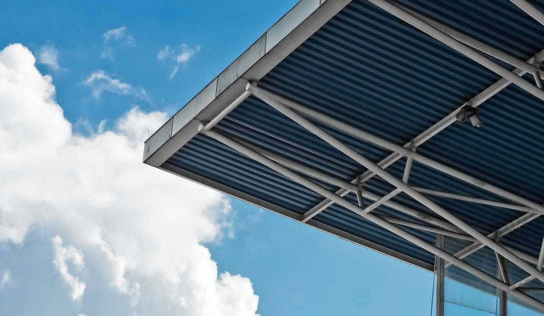 How are Commercial Metal Roofs Installed?