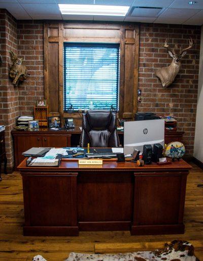 McKee Construction - Bobby's Desk
