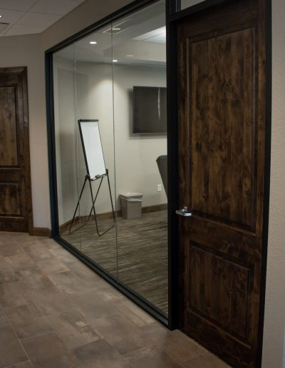 McKee Construction Conference Room