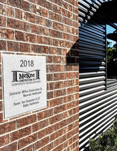 McKee Corporate Headquarters Exterior